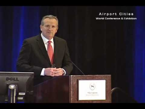Jeff Fegan, CEO of Dallas/Fort Worth International Airport, talks about his airport city