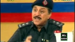 Ptv Drama Comedy DOUBLE SAWARI 8-15 Iftikhar Thakur