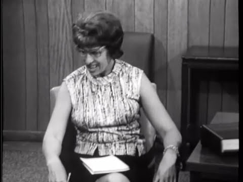 Candid Camera TV Episode - Woody Allen Dictates a Letter
