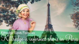 Kittredge is informed she is in Paris.