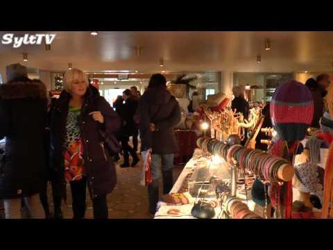 Weihnachtsmarkt in Kampen auf Sylt