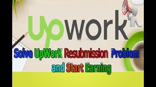 how to Solve up-work resubmit Problem 100% in urdu/hindi