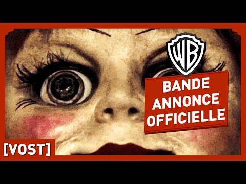 ANNABELLE - Bande Annonce 2 VOST