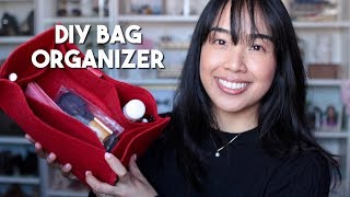 DIY | Bag Organizer