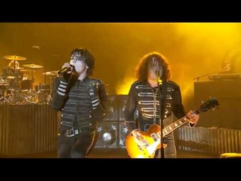 "My Chemical Romance - ""Welcome To The Black Parade"" [Live In Mexico]"