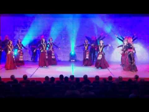 Acaruli - İstanbul Kafkas Dance Ensemble - 2012