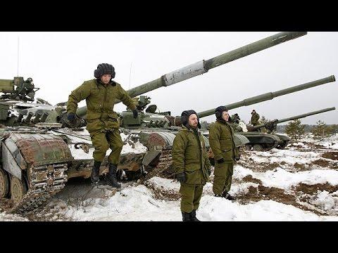 Ukraine : avant le cessez-le-feu à minuit, la violence redouble
