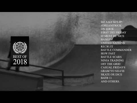 The Berrics: Best Of 2018