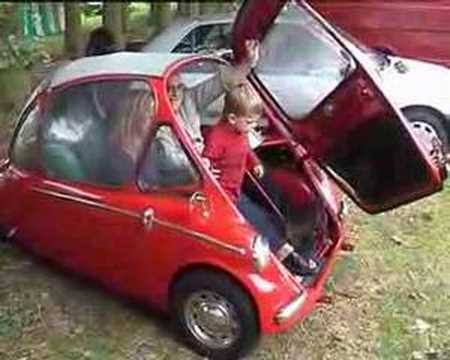 Heinkel Trojan Bubblecar Youtube