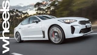 2017 Kia Stinger GT reviewed | Australian exclusive | Wheels Australia