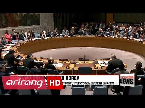 UN Security Council condemns North Korea, vows new sanctions