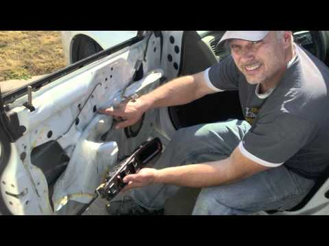 2003 honda accord drivers side window replacement youtube for Replacement window rankings
