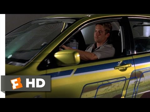 2 Fast 2 Furious (5/9) Movie CLIP - Pink-Slip Match (2003) HD Music Videos
