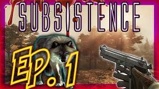 Subsistence | Gameplay | First Day | Livestream | 7-4-2017 | Let's Play |