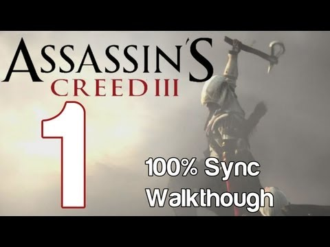 Assassin's Creed 3 - 100% Sync Walkthrough Memory Sequence 1 A Deadly Performance