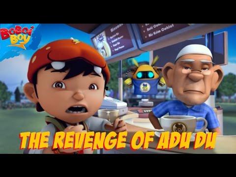 BoBoiBoy (English) S2E5 - The Revenge of Adu Du