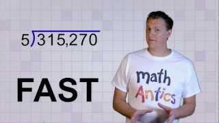 Math Antics - Long Division
