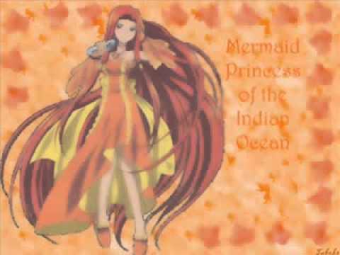Princeze Sirene Usamljeno Sirenino Srce video