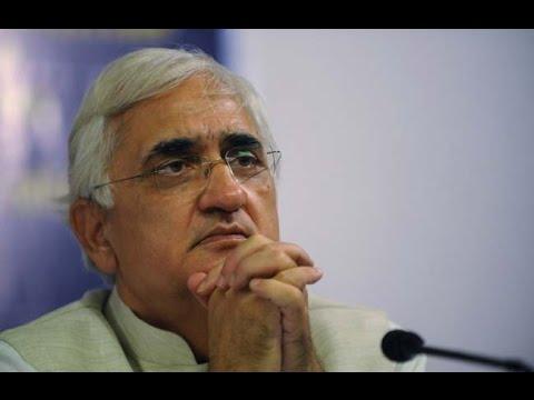 Salman Khurshid's NGO faces action?