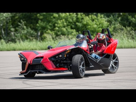 2015 Polaris Slingshot First Look