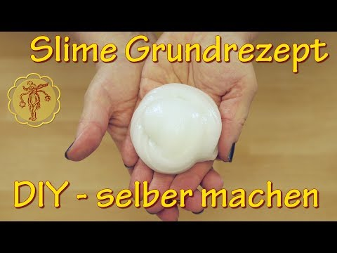 Slime selber machen