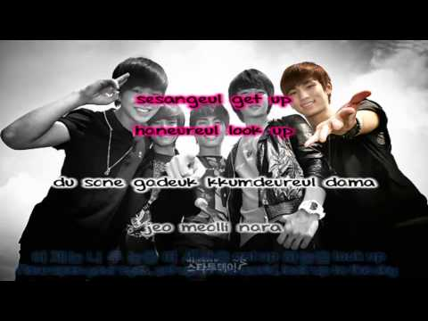 Shinee - Fly High Lyrics (prosecutor Princess Ost) video