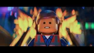 LEGO: La Película Trailer #2 HD Doblado el Español Latino LEGO THE MOVIE WB 2014