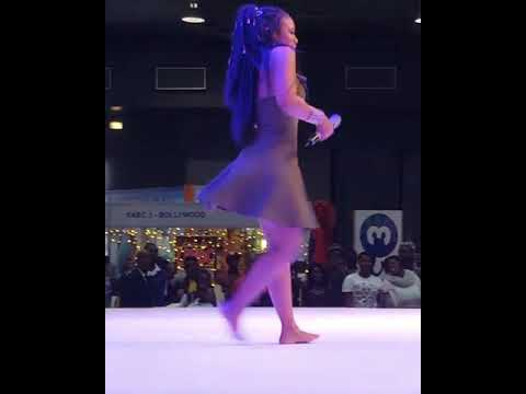 Nomzamo Mbatha Dancing without underwear thumbnail