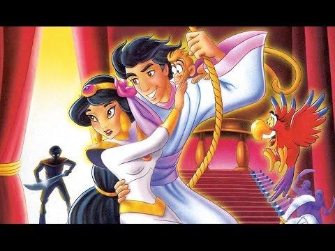 Misc Cartoons - Aladdin - Arabian Nights
