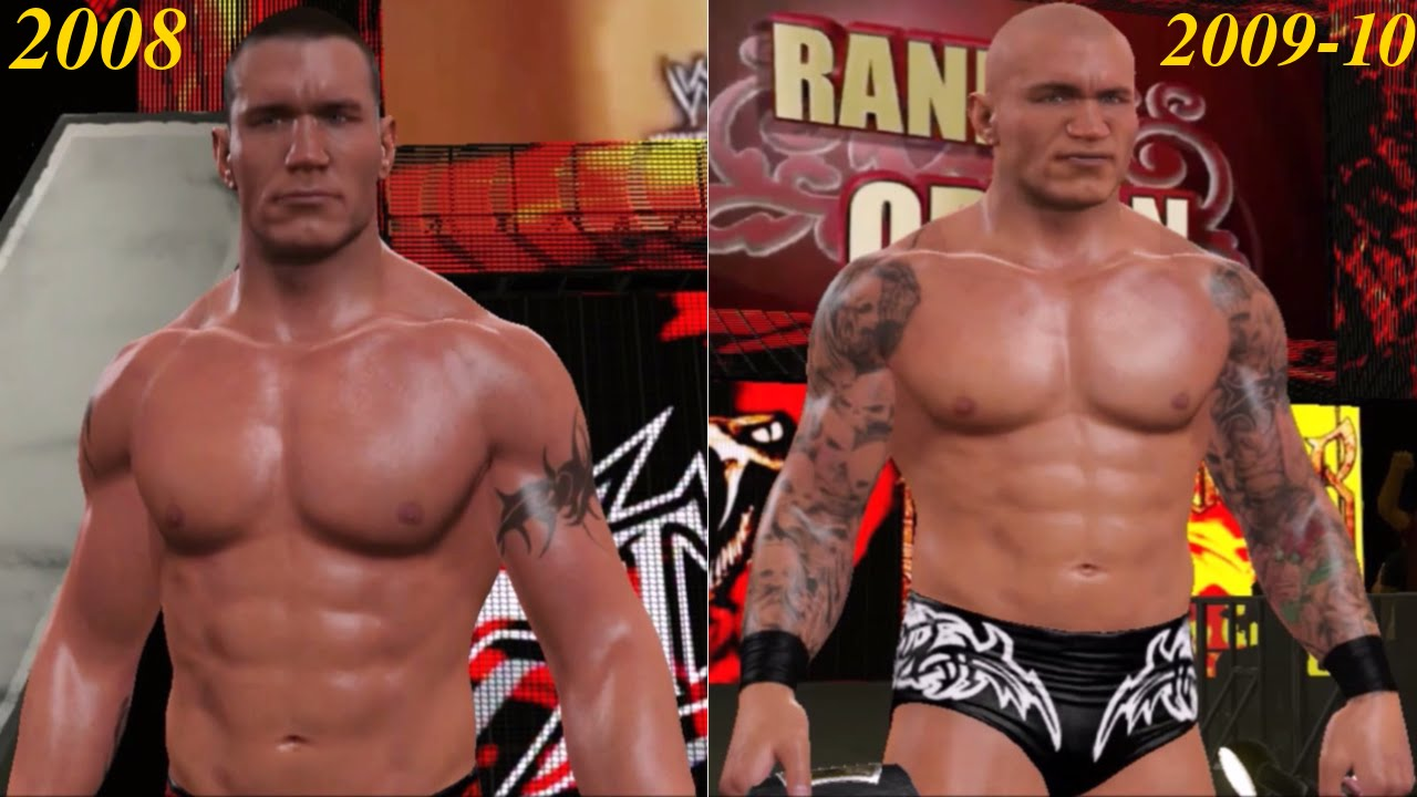 Wwe 2k15 Randy Orton Tattoo Wwe 2k15 pc Mod Randy Orton