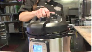 Fox4KC - CCKC Exec Chef Warns About Potential Dangers of Pressure Cookers