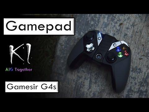 รีวิว : จอยเกม Gamesir G4s (แบบละเอียด) By Kolingling