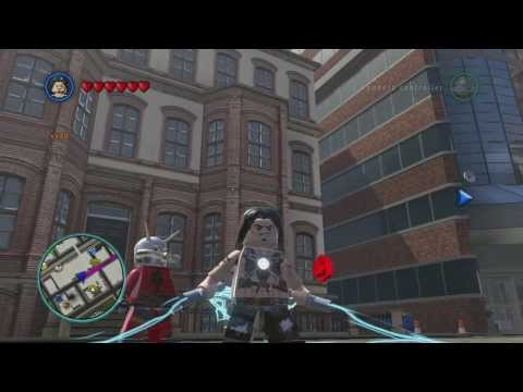 LEGO Marvel Superheroes   Whiplash Gameplay and Unlock Location