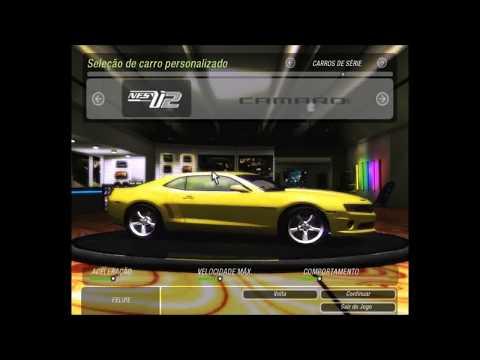 Carros Brasileiros no NFS U2 By Extreme Pc'$