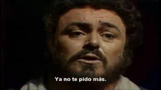 El Elixir Del Amor Una Furtiva Lagrima Luciano Pavarotti Subtitulado Al Español