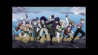Fairy tail opening 23 full{amv} 2018