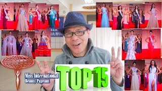 CAN PHILIPPINES WIN?Miss International 2018 TOP 15 Final Hotpicks!!