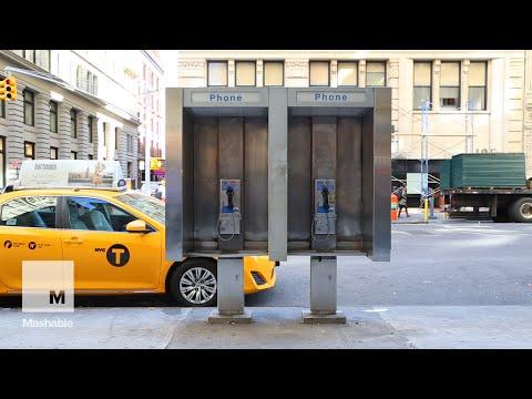 The Pay Phone Repairmen of New York City | Mashable
