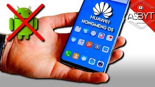 Huawei's OS BETTER Than Android!?
