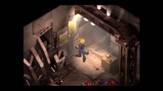Final fantasy 7 Lets play ep 3 Cloud discovers his feminine side/The vile Don Corneo.