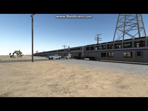 Run8 Train Simulator - Southwest Chief #4
