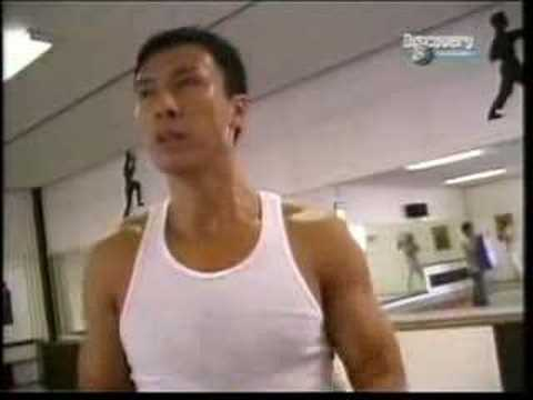 Donnie Yen - Kung Fu Fighters video