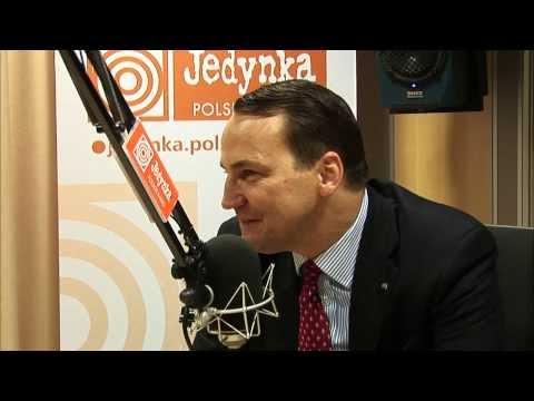 Radosław Sikorski: wahałem się czy jechać do Kijowa (Jedynka)