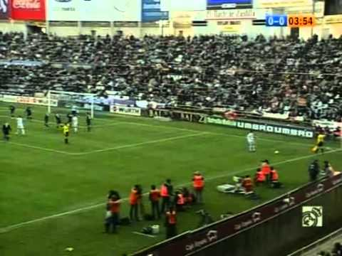 Real Valladolid vs Real Madrid Liga 2003 04 1