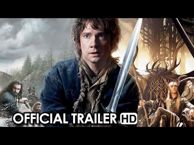 The Hobbit: The Battle of the Five Armies Official Main Trailer (2014) HD