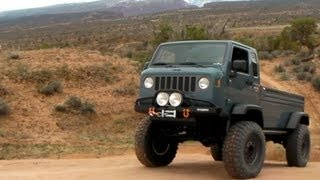 2012 Easter Jeep Safari: MIghty FC Concept takes on Moab, Utah