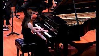 Dmitri Kabalevsky, Piano Concerto No.3.  Renee Siegrist, Piano.  Allegro Orch; Brian Norcross, cond.