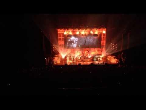 Dream Theater - Enigma Machine + Drum solo Heineken Music hall 17/02/2014