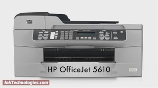 HP OfficeJet 5610 Instructional Video