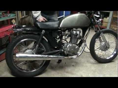 CG Honda 125cc Café racer kit 150cc big bore